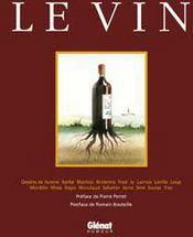 Le vin t.2 - Couverture - Format classique