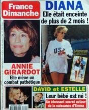 France Dimanche N°2664 du 20/09/1997 - Couverture - Format classique