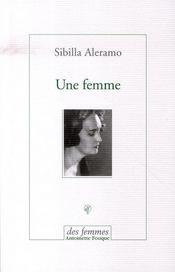 Une Femme - Intérieur - Format classique