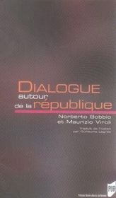 Dialogue autour de la république - Intérieur - Format classique