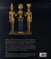 L'Egypte est au Louvre - 4ème de couverture - Format classique
