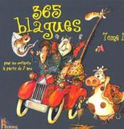 365 blagues t.1 - Couverture - Format classique