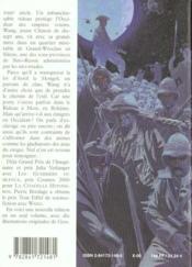 Wang Les Portes D Occident Les Aigles D Orient - 4ème de couverture - Format classique