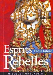 Esprits rebelles - Intérieur - Format classique