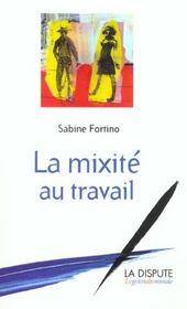 La Mixite Au Travail - Intérieur - Format classique