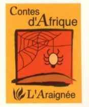 Contes D'Afrique ; L'Araignee - Couverture - Format classique