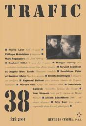Revue Trafic N.38 - Couverture - Format classique