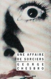 Une Affaire De Sorciers (1 Ere Ed) - Couverture - Format classique