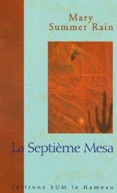 La septième mesa - Couverture - Format classique