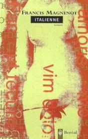 Italienne - Couverture - Format classique