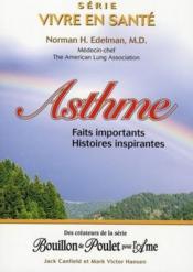 Asthme - Couverture - Format classique