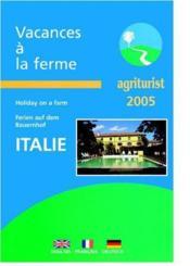 Vacances A La Ferme - Couverture - Format classique