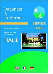 Vacances A La Ferme - Intérieur - Format classique