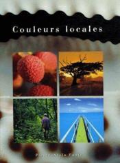 Couleurs locales - Couverture - Format classique