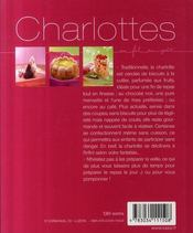 Charlottes - 4ème de couverture - Format classique