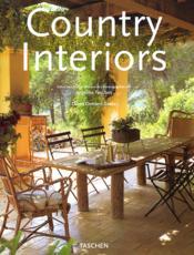 Ju-Country Interiors - Couverture - Format classique