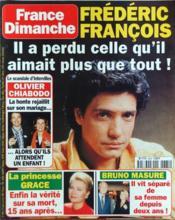 France Dimanche N°2665 du 27/09/1997 - Couverture - Format classique