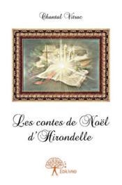 Les contes de Noël d'Hirondelle - Couverture - Format classique