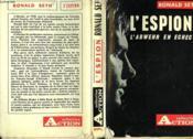 L'Espion L'Abwehr En Echec - Couverture - Format classique