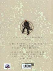 La caste des méta-barons (Tête d'acier L'aieul) - 4ème de couverture - Format classique