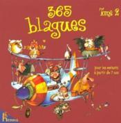 365 blagues t.2 - Couverture - Format classique
