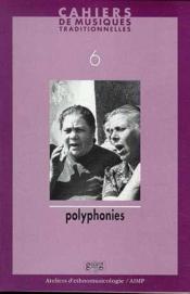 Polyphonies Vol.6 - Couverture - Format classique