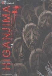 Higanjima, l'île des vampires t.7 - Intérieur - Format classique
