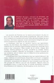 La Bioethique Pour Tous - 4ème de couverture - Format classique