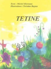 Tétine - Couverture - Format classique