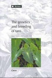 The Genetics And Breeding Of Taro - Couverture - Format classique