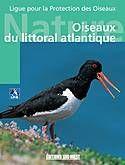 Oiseaux du littoral Atlantique - Couverture - Format classique