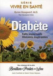 Diabète - Couverture - Format classique