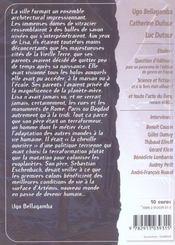 Revue Bifrost N.36 ; Spécial Littératures De L'Imaginaire En France - 4ème de couverture - Format classique
