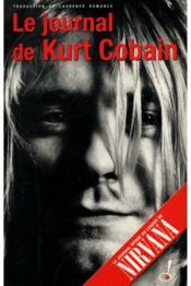 Le Journal De Kurt Cobain - Couverture - Format classique