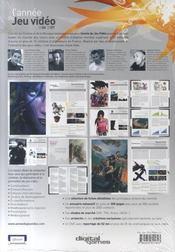 L'année du jeu vidéo (édition 2006-2007) - 4ème de couverture - Format classique