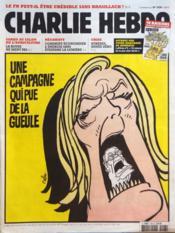 Charlie Hebdo N°1028 du 29/02/2012 - Couverture - Format classique