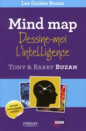 Mind map ; dessine moi l'intelligence - Couverture - Format classique
