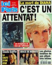 Ici Paris N°2726 du 01/10/1997 - Couverture - Format classique