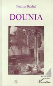 Dounia - Couverture - Format classique