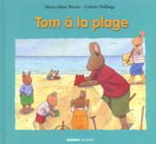 Tom à la plage - Couverture - Format classique