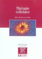 Therapie Cellulaire - Intérieur - Format classique