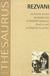 Thesaurus, les annees lumiere, les annees lula - Couverture - Format classique