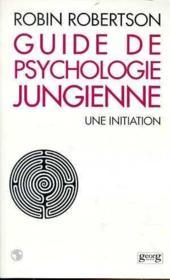 Guide De Psychologie Jungienne - Couverture - Format classique