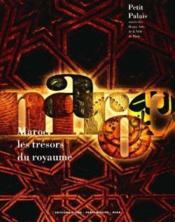 Maroc, tresors du royaume - Couverture - Format classique