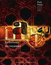 Maroc ; tresor sdu royaume - Couverture - Format classique