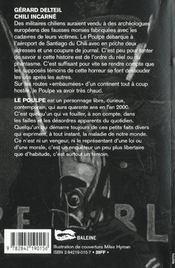 Chili Incarne - 4ème de couverture - Format classique