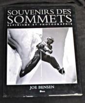 Souvenirs Des Sommets - Couverture - Format classique