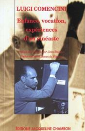 Enfance ; Vocation ; Experience D'Un Cineaste - Intérieur - Format classique
