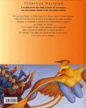 L'oiseau de feu - 4ème de couverture - Format classique