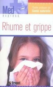 Rhume et grippe - Intérieur - Format classique